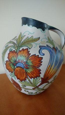 Duży dzban wazon ceramiczny sygnowany