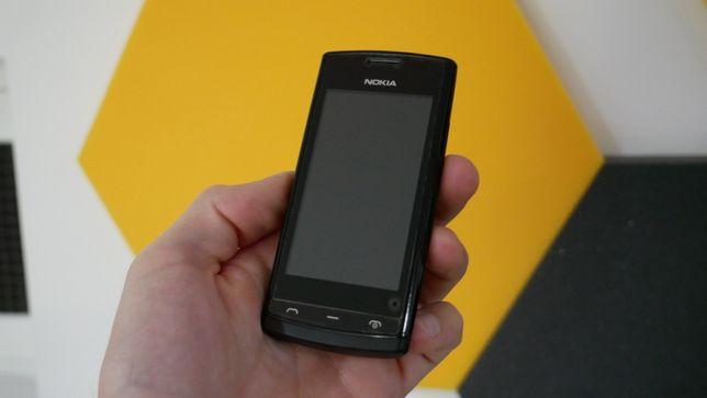 Nokia 500 Stan Idealny Komplet Folia na ekranie