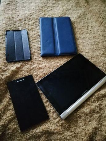 Lenovo 2 планшета