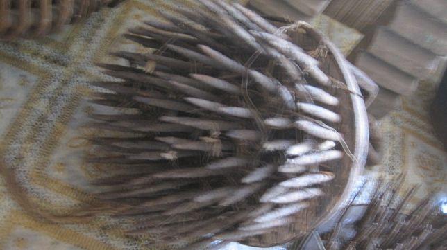 чесач металевий для пряжі льону старовина щітка стариний інструмент