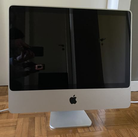 Imac 20'' Modelo A1224 Late 2007 , com teclado original Apple