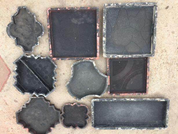 форми для тротуарноі плитки