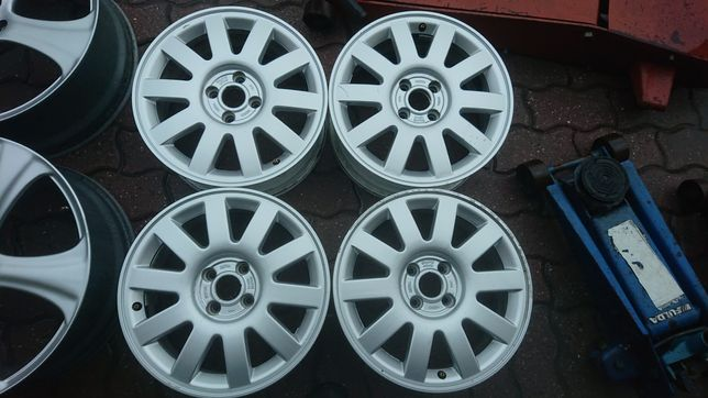 Felgi aluminiowe oryginalne renault 6,5x16 et43 4x100