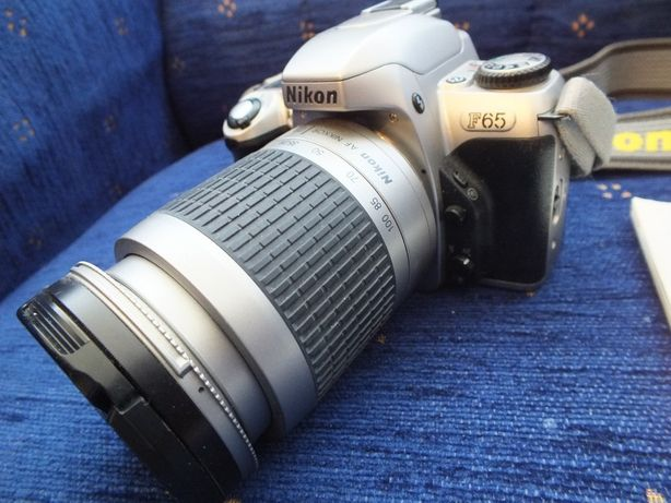 Sprzedam aparat fotograficzny Nikon F65/ 28-100 Nowy !