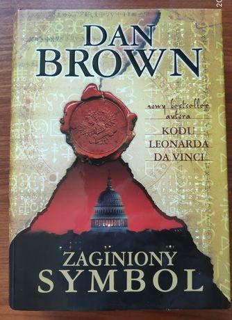 Książka Zaginiony Symbol - Dan Brown Tanio!