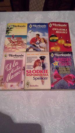 Harlequin - Kolekcja książek. Nowe