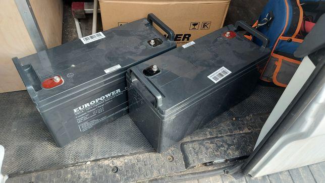 Akumulator żelowy 120Ah 12V EUROPOWER