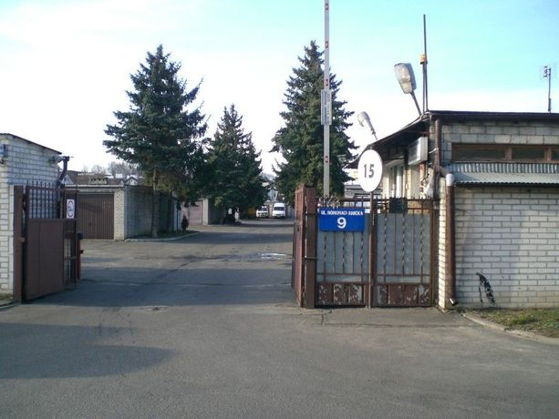 Samodzielny garaż w zamkniętym, strzeżonym kompleksie,ochrona 24h, Dol