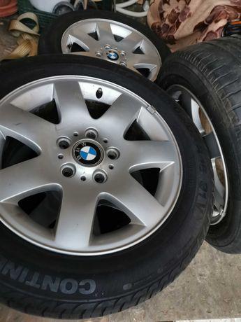 Komplet Alufelgi z oponami BMW R16 205/55