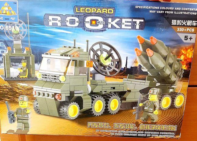 Конструктор военная техника/Лего военные