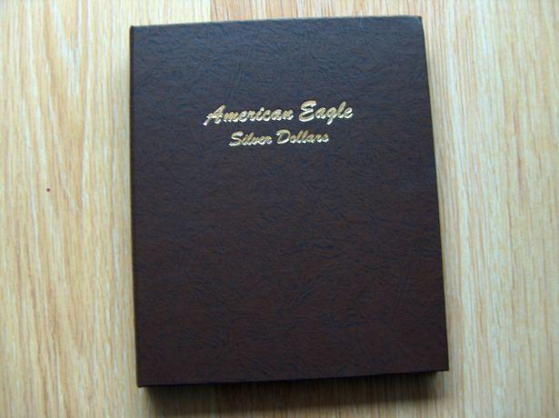USA-American Eagle Silver Dollars-35 szt