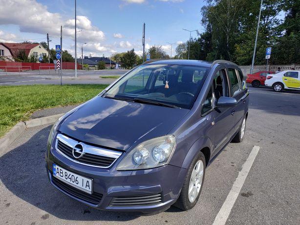 Opel Zafira B 1.8