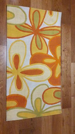 Dywan 70x140cm ładne kolory
