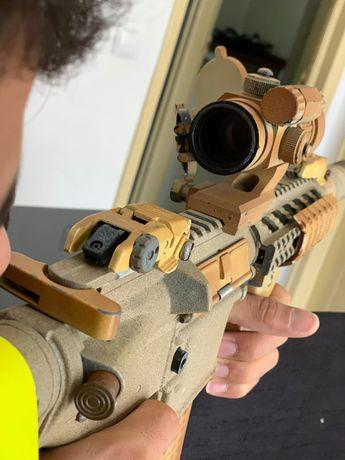 Arma airsorft M4