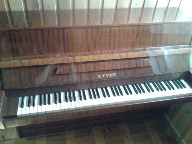 Sprzedam pianino ETYDE