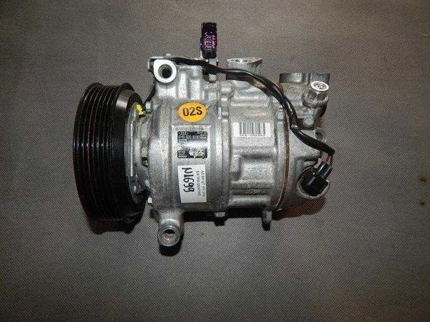 Разборка AUDI Q7 4M 2016- двигатель двс акпп компрессор кондиционер