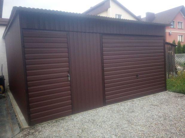 Garaże Blaszane, Garaż blaszak, domki ogrodowe, schowki