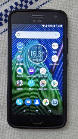Motorola Moto G5 Plus 32GB - Smartphone Preto, Extras, Exec. Condição.