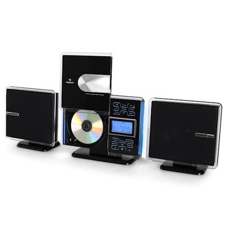 Auna wieża stereo USB MP3 CD SD AUX FM pilot