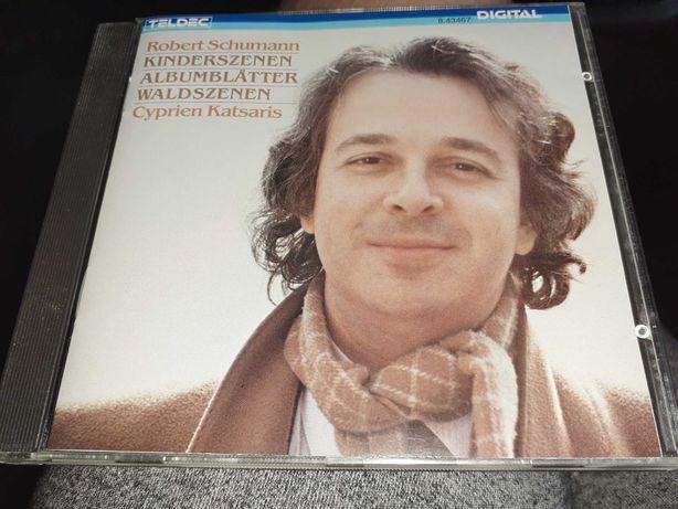Schumann Kinderszenen Albumblatter Waldszenen - Katsaris