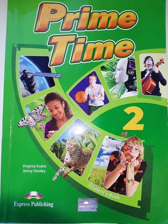 Pime time (student's book) Cutural crossroads