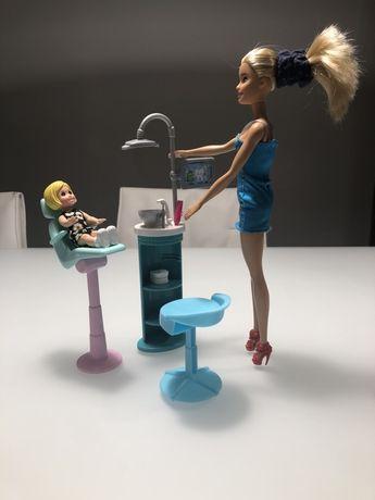 Barbie dentystka stomatolog