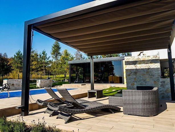 Pergola, patio, altana, zadaszenie tarasu
