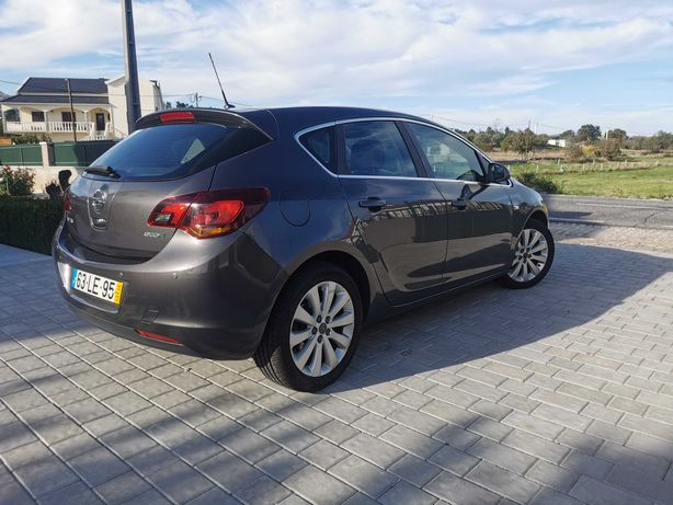 Opel Astra diesel 95cv ECOflex nacional