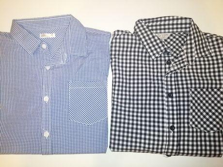 Nowe koszule chłopięce rozmiar 146