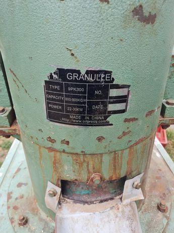 Maszyna do produkcji pelletu 8mm na wałek wom
