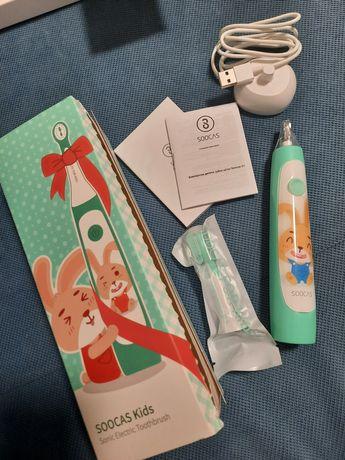Электрическая детская зубная щетка Xiaomi Soocas Kids.