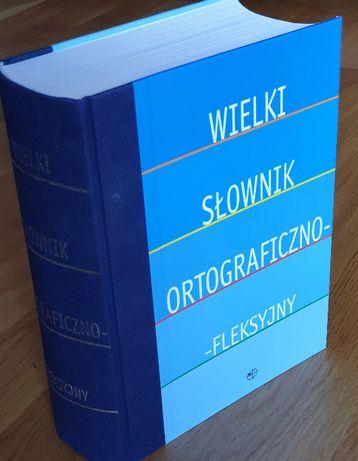 Wielki Słownik ortograficzno- fleksyjny