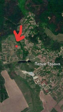 Земельный участок под застройку 30соток Обуховский р-н, с.Перше Травня