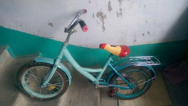 Велосипед исправный