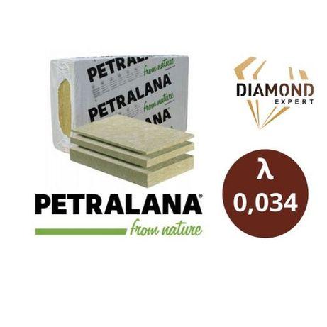 Wełna Mineralna-Na Elewację - Pod Tynki - 0,034 -20 cm- Diamond Expert