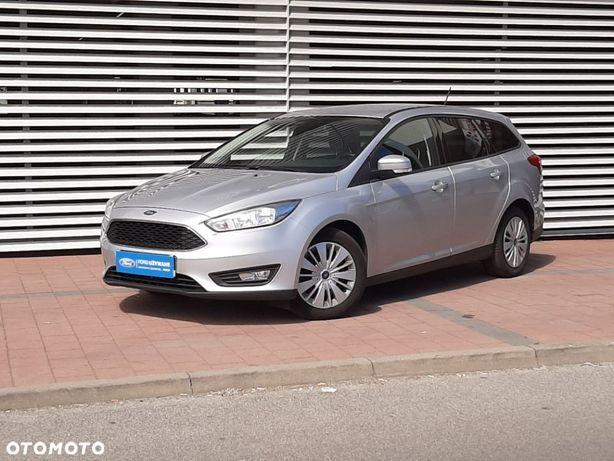 Ford Focus Dealer Ford Fvat 23% Klimatyzacja Zadbany