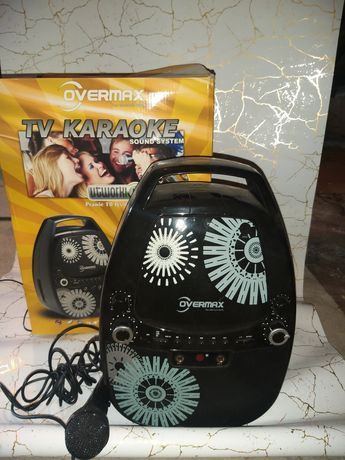Karaoke z mikrofonem