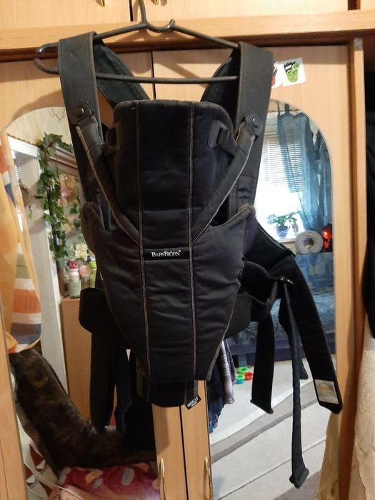 Эрго рюкзак, кенгуру Babybjorn для малышей Днепр - изображение 1