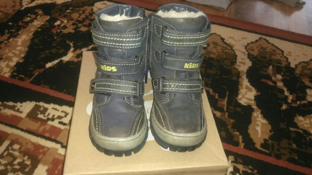 Buty dla chłopca Jesień,zima