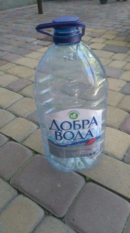 Пластиковые бутылки 5-6 литров