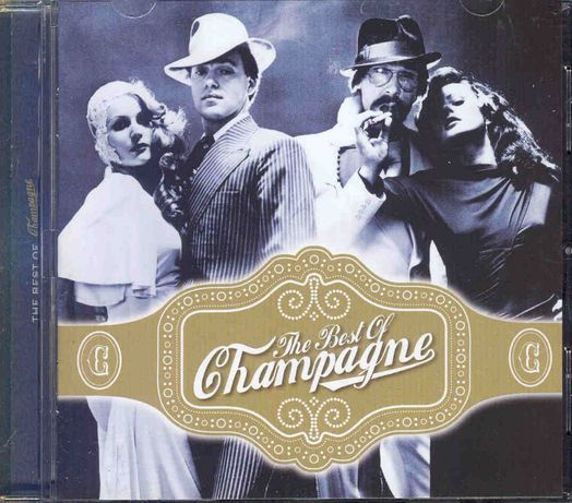 CD Champagne - The Best Of Champagne (2018)