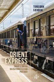 Orient Express (wyd. 2) Autor: Farovik Torbjorn