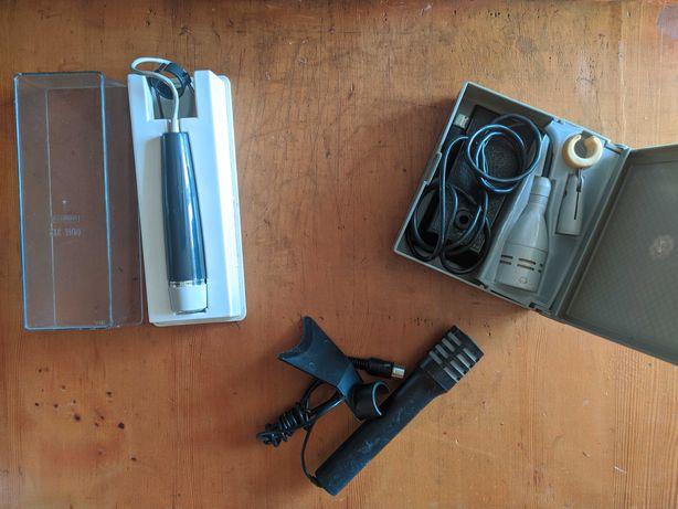 Микрофон Grundig GDM 312 UNIVERSAL . Микрофоны СССР МД 282