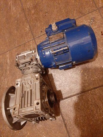 Silnik elektryczny z rotorem