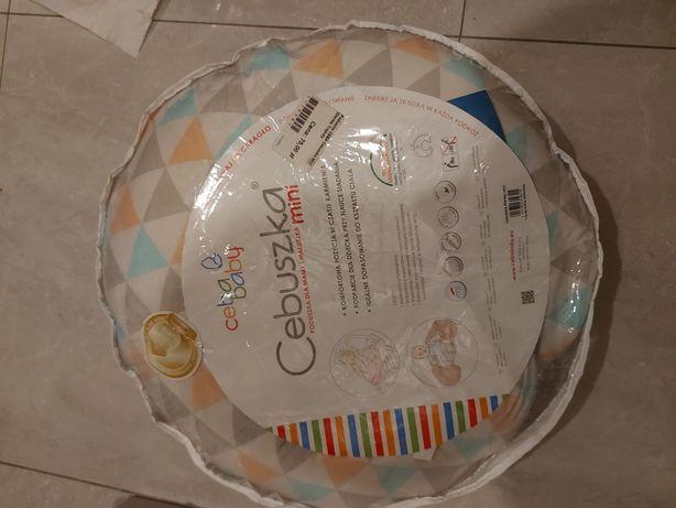 cebuszka mini ceba baby poduszka karmienie