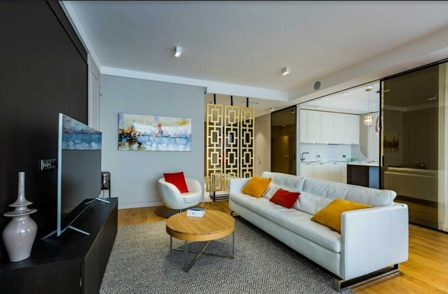 Продам квартиру(120м2)с новым ремонтом и видом на Днепр