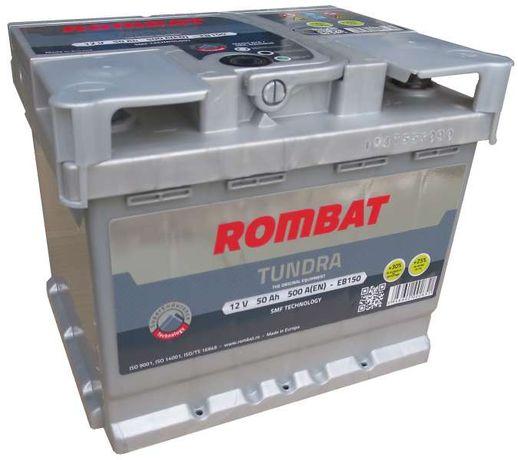 Akumulator Rombat Tundra Mutlu Moll Metair 50Ah 500A Kraków Azory