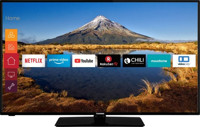 Telewizor LED Telefunken D50U446A 50 cal Smart TV Nowy