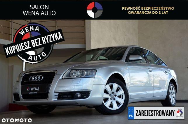 Audi A6 #Piękna#Full#Opcja#Quattro#Zarejestrowana#Gwrancja#