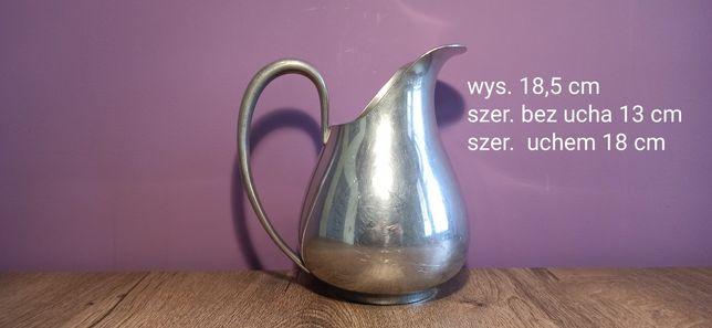 Dzbanek do herbaty - pewter -  grube dno - Royal Selangor